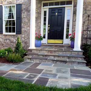 home stone walk